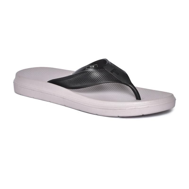 Comforz Rider Grey/Black Slippers
