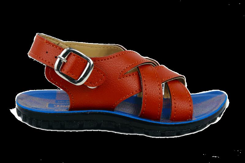 Comforz CMK   NINJA-31 Tan Sandals for Kids