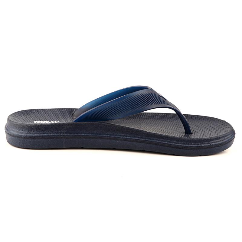 Comforz Rider Navy Blue Slippers